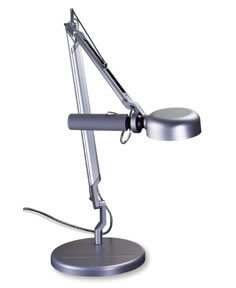 table lamp with big handle